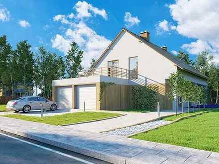 Eine Wohntraum nach ihren Wünschen. Einfamilienhaus in Grünthal mit viel Platz und Charisma