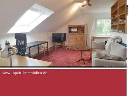 Möblierte Dachgeschosswohnung in Weitmar-Mark, extrem ruhig!