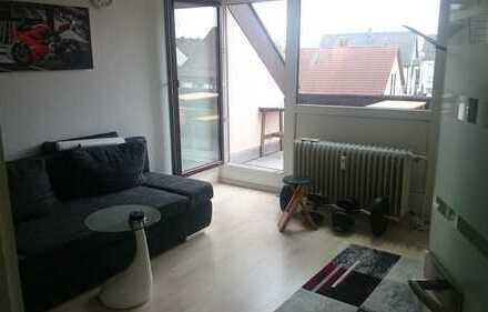 Schöne, geräumige ein Zimmer Wohnung in Esslingen (Kreis), Filderstadt