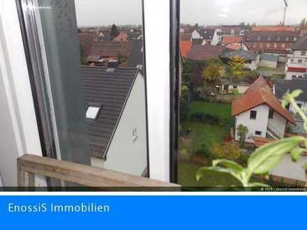 Kapitalanlage in Hockenheim: 1-Zimmer-Whg., DG, Aufzug, Keller
