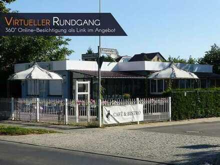 Café/Bistro | hochwertige Ausstattung | kleiner Außenbereich | perfekte Infrastruktur | TOPLAGE!