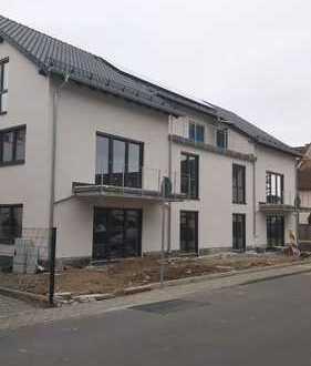 Neubau 3-Zimmer-Eigentumswohnung mit Balkon in Maintal-Bischofsheim