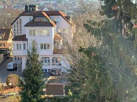 73207 Plochingen: Erstbezug nach Sanierung / 4-Zi-Wohnung / Balkon / 2 Stellplätze / 2. OG / zentral