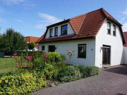 Frisch renoviertes Einfamilienhaus mit Nebengelass in Greifswald, Wieck