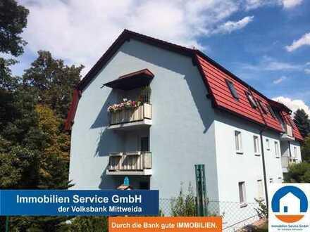 Neuwertige 2-Raum-Eigentumswohnung am Park von Wechselburg