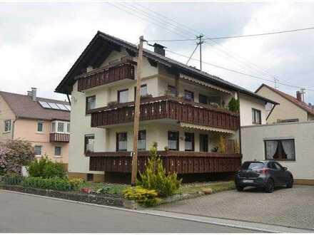 Nur für Singles - Kompaktes Apartment in ruhiger Ortslage von Dettingen