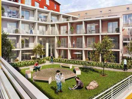 Ab Aug/Sep - bei CityGalerie - Tolles Apartment [studiosus] mit exklusiven Blick in Innenhof