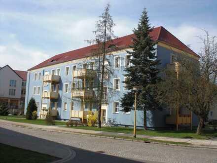 3-Raumwohnung mit Balkon in der Altstadt