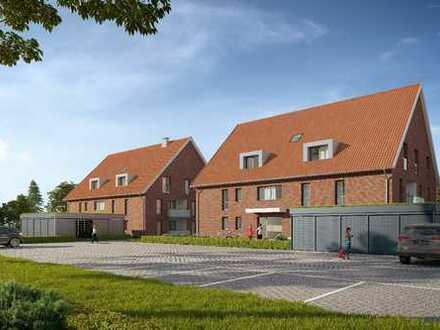 Helle Neubauwohnung, 3-Zimmer, 109,77 m² mit Dachterrasse/ Whg. 11