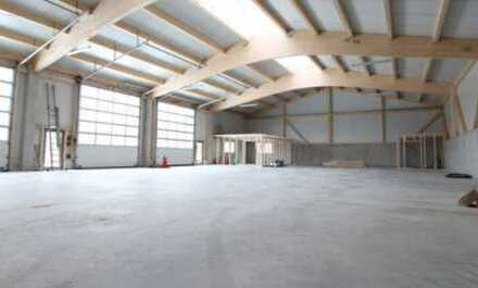 Nähe A60 - ca. 2.000 m² Hallenfläche - 24 / 7 Andienung möglich!