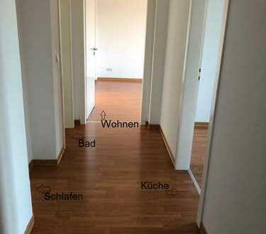 Ansprechende 2,5-Zimmer-Wohnung mit Balkon in Bochum - Wiemelhausen