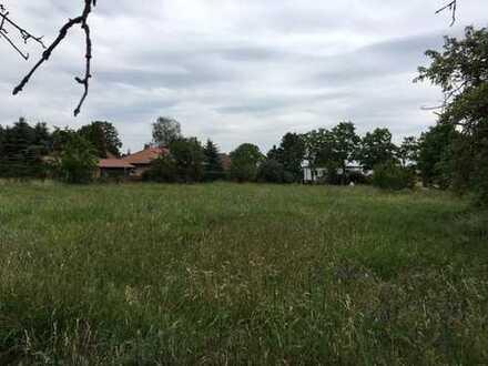 wunderschönes Grundstück in Ketzin OT Zachow
