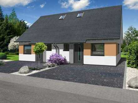 Schöne geräumige Doppelhaushälfte mit tollem Grundstück in Hamm!
