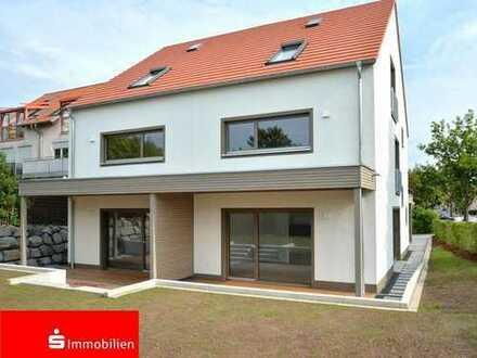 Ein gutes (Wohn-)Gefühl - moderne Doppelhaushälfte in Hünfeld zu vermieten