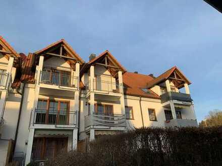 Sonnige Wohnung in Langenneufnach