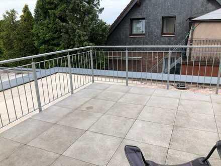 Marienthal lockt mit 16 m² großer Dachterrasse!!
