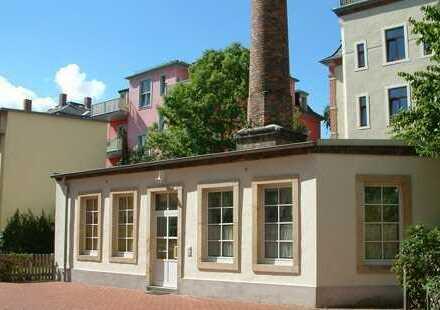 Löbtau // Seitengebäude: 63 m² für Büro oder Praxis