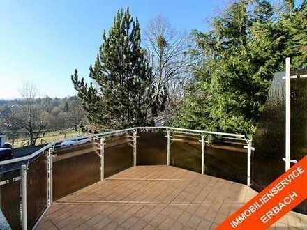 Helle großzügig geschnittene 5,5-Zi-Whg. mit 3 Balkonen in S-Möhringen