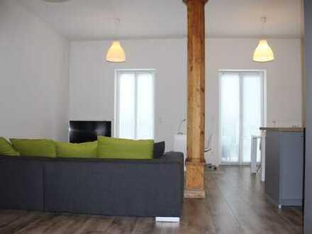 Vollmöblierte Wohnung in liebevoll restauriertem Fachwerkhaus
