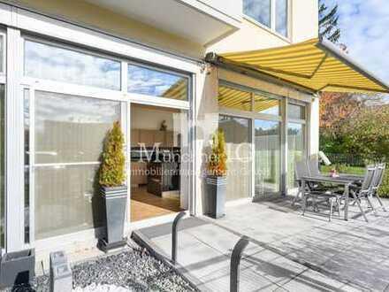 MÜNCHNER IG: Exklusive, loftartige Immobilie mit Luxus-Ausstattung und 182m² Gesamtfläche!