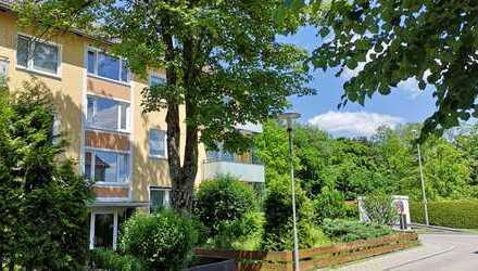 3 ZKB Wohnung mit schönem Gartenanteil