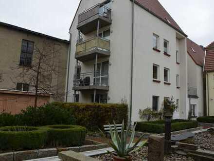 2- Zi. Eigentumswohnung (vermietet) in ruhiger Citylage von Barth mit Terrasse zu verkaufen