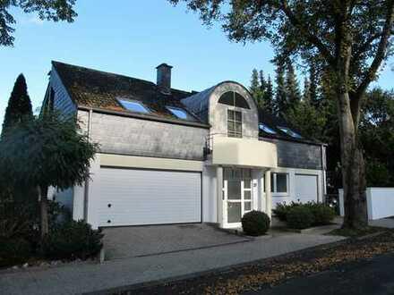 Repräsentatives, luxuriöses 4-FH in Villenviertel (Wuppertal-West) mit freier Eigentümerwohnung
