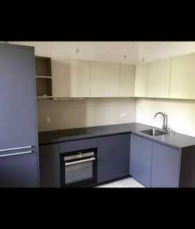 Exklusive 1 Zimmerwohnung mit Designer Küche