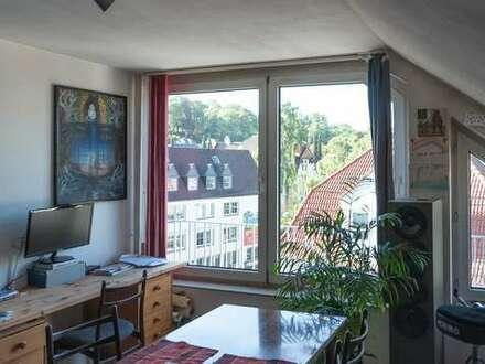 2 Zimmer - Dachgeschosswohnung in Bielefeld-Mitte (Detmolder Str.)