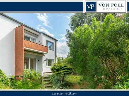Terrassenwohnung mit Souterrain - 165 m² Wohn-/ Nutzfläche