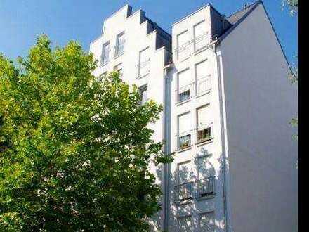 1-Zimmerwohnung mit Terrasse und Garten nähe Universität