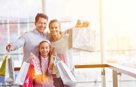 Einzelhandels/ Gastronomieflächen in der Innenstadt von Offenbach zu vermieten