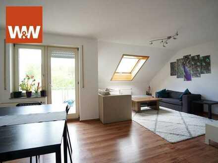 Schöner-Wohnen in Amstetten! Sonnige 3 Zimmerwohnung mit großem Balkon.