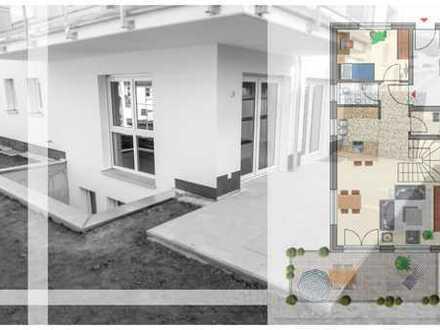 Neuwertige 3-Zimmer-Maisonette-Wohnung mit großzügiger Terrasse in Diepersdorf