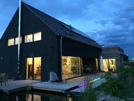 So 10.11.2019 Passiv-Hausbesichtigung mit Technikführung durch Architekt Stefan Höll
