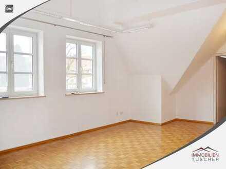 Grafing - Stillvolle Gewerbefläche für kleine Praxis oder Büro im DG!