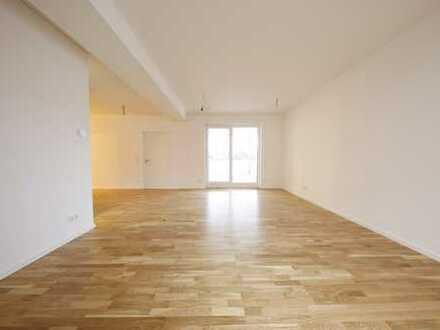 Moderne 3-Zimmer-Wohnung mit 113 qm, Einbauküche und Loggia