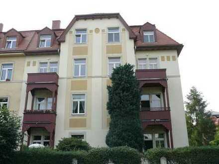 tolle 3-Raum-Wohnung mit Balkon im sanierten Altbau ab 01.03.2020 zu vermieten