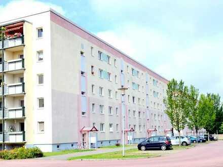 **Familien willkommen in Welzow - 4-Raumwohnung mit Balkon**
