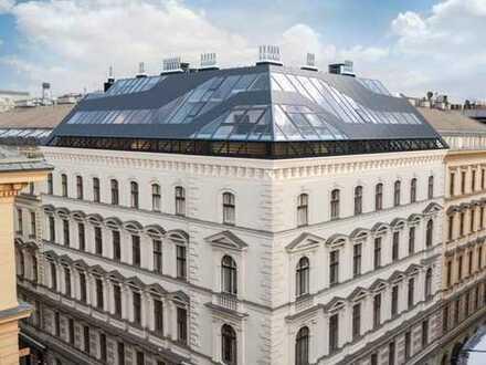 FLECKENSTEIN - Grand Kinsky - Luxus-Altbauwohnung generalsaniert