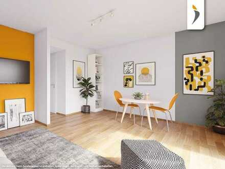 Offen geschnitten und modern möbliert: 1-Zimmer-Apartment in Karlsfeld zur Kapitalanlage