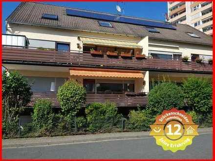 Viel Platz! Balkon und Einbauküche! In BISCHOFSHEIM! Mehr Angebote unter: www.isi-wohnen.de