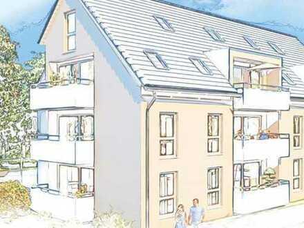 3,5 Zi. Wohnen auf 2 Ebenen - Maisonette - Baubeginn erfolgt - Stuttgart - Vaihingen - ETW 009