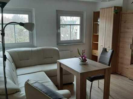 Möblierte 2-Raum Wohnung im seniorengerechten Wohnen - barrierefrei!