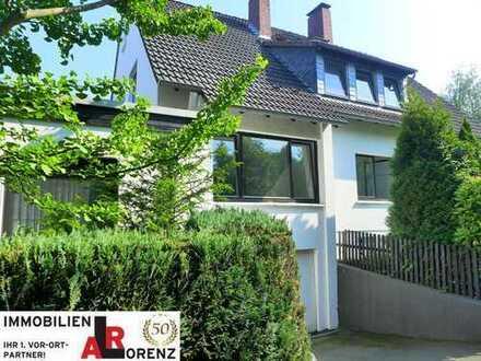 LORENZ-Angebot in Höntrop: Gute Lage. Bungalow + freist. 2- bis 3-Fam.-Hs. 390 m² Nutzfl.
