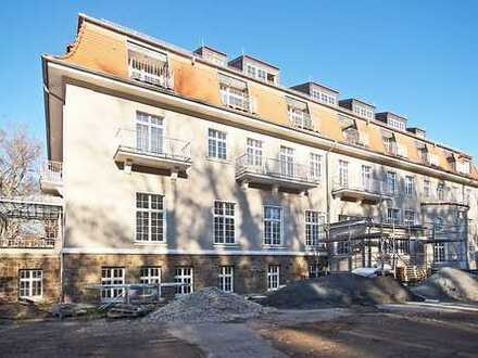 """Wohnen im Denkmal Haus """"KÖNIG AUGUST"""", 3-Zi.-Wohnung in Oberloschwitz (Wg. 20)"""