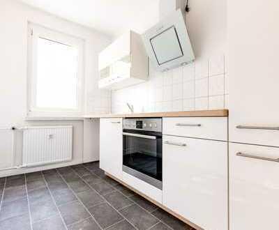 Erstbezug in wunderschöner 2-Raum-Wohnung mit Einbauküche und Balkon!