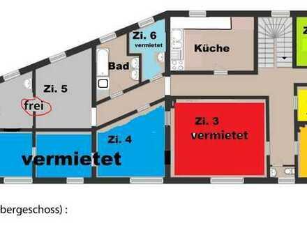Zwei Zimmer in WG für 11 Monate befristet zu vermieten mitten in der City