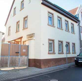 Einfamilienhaus mit Scheune in Monsheim