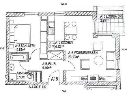 Modernes Wohnen in bester Lage (City-Park KA)